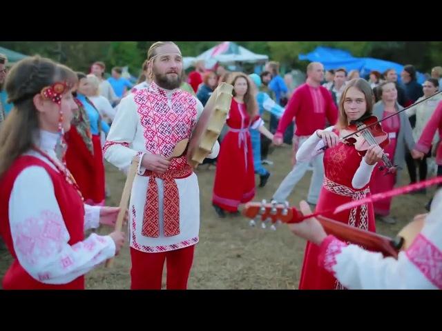 (из песни групы АураМIРа) РОДом РУСъ сильна