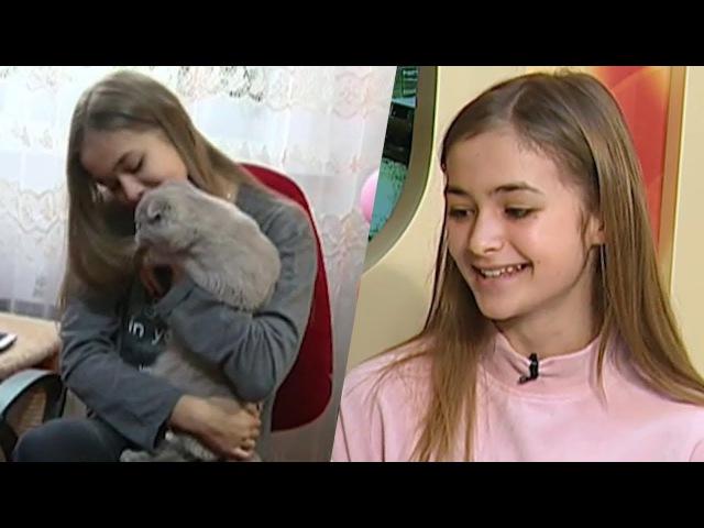 Mya — pisica Iulianei Beregoi la TV despre noi episoade din LARA