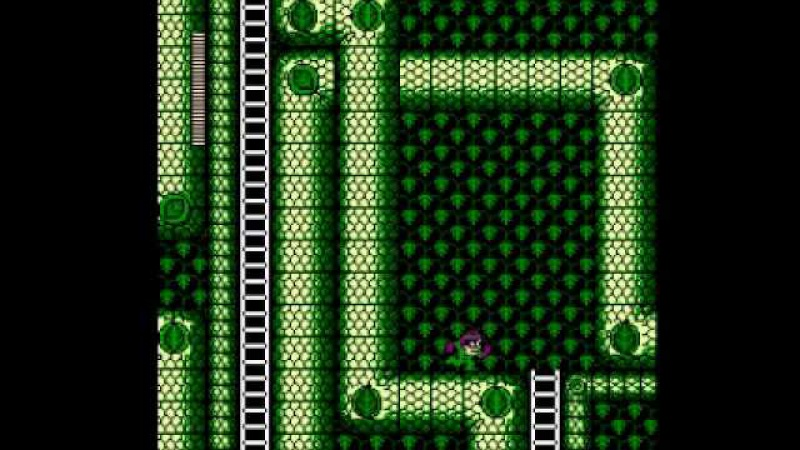 (Nintendo) Riddler's Escape From Arkham (Megaman 3 Rom Hack) Part 3 - Poison Ivy