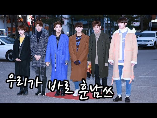 [S영상] 더유닛 남자노랑팀 지한솔-동명-찬-한결-고호정-준, 우리가 바로 훈