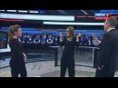 Собчак обделалась у Соловьева и пришла на ток шоу 60 минут