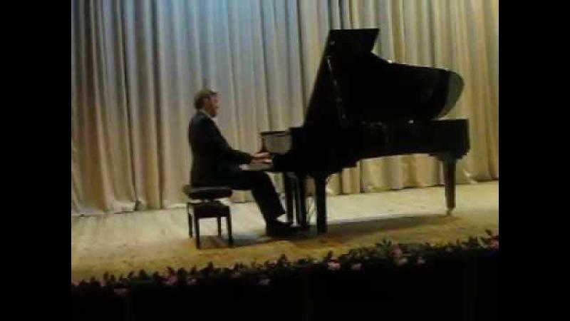 C. Debussy Bruyères, from Préludes II (Stanislav Korchagin, piano)