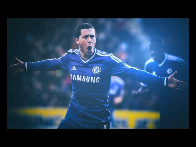 Eden Hazard • 201718 •GoalsSkills ᴴᴰ