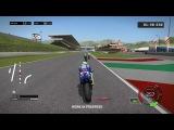 MotoGP 17 - Valentino Rossi at Mugello Preview Gameplay