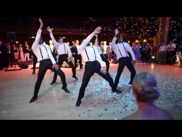 Prawdopodobnie najlepszy pierwszy taniec jaki widziałeś!