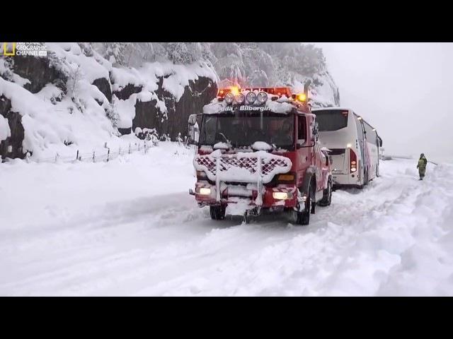 Ледяная дорога 1 сезон 1 серия