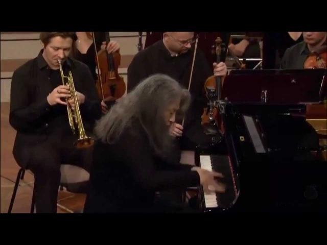 Dmitri Shostakovich - Concerto for Piano and String Orchestra No 1, op 35 - 4. Allegro con brio