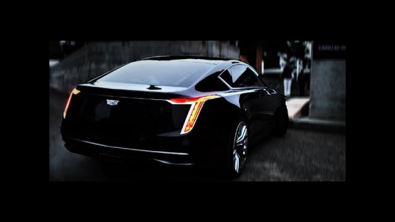 NEW 2018 - Cadillac Escala 4.2L V8 500 hp Super Luxury Sedan - Interior and Exterior 1080p 60 fps