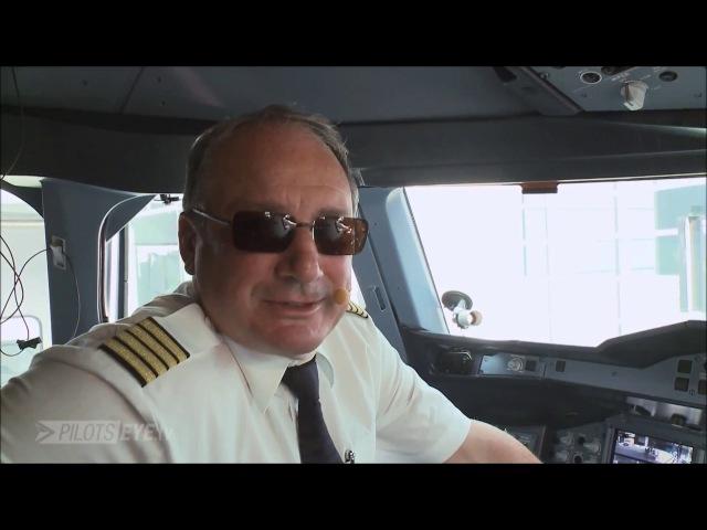 San Francisco - Frankfurt - LUFTHANSA LH455 Airbus A380-800 «» Landing at Frankfurt Airport