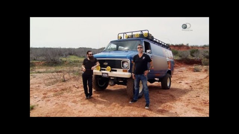 Новая серия В поиске Агавы на CHEVi G10 Plymouth Barracuda 71 Ричард Роулингс и Аарон Кауфман