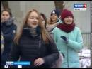 Флеш-моб против курения в парке имени КироваГТРК Вятка