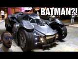 VLOG Batmobile