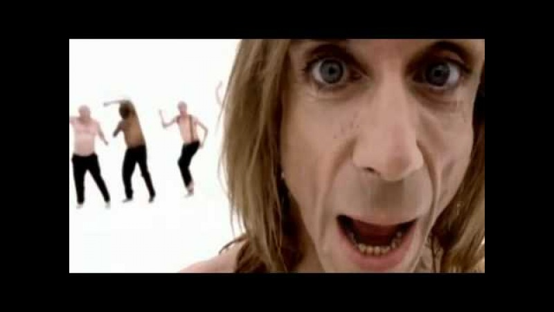 Iggy Pop - Lust For Life (Official video)