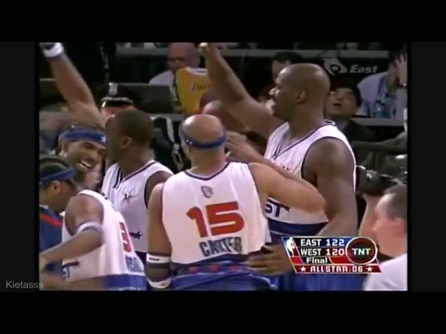 2006 NBA All Star Game Best Plays full game highlights МАТЧ ВСЕХ ЗВЁЗД НБА 06