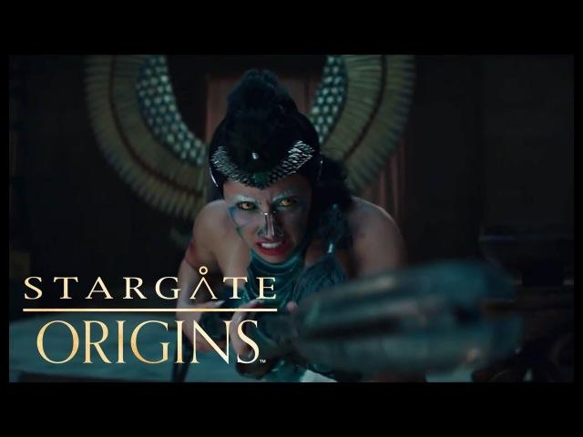 STARGATE: ORIGINS Sneak Peek