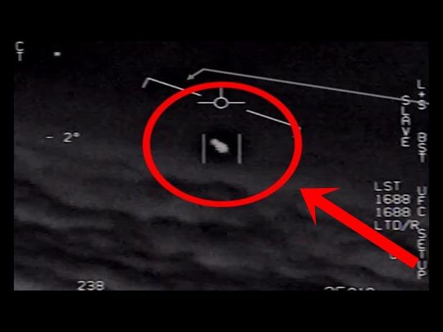 Governo dos EUA libera vídeo autêntico de OVNI e admite pela 1° vez programa para estudar o fenômeno