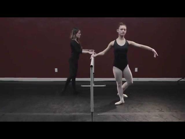 Basic Ballet w Laura- Lesson 9 Frappe