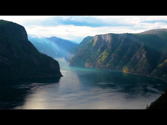 Beautiful Relaxing Music: Norway's Nature, Violin Music, Flute Music, Piano Music, Harp Music ★124