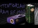 RAM BF MOD l BY STENTORIAN l IGOR K VAPER