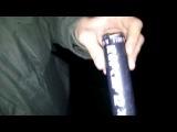 Тест на громкость петарды Корсар 12