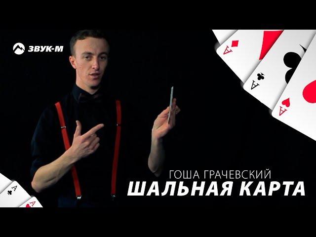 Гоша Грачевский - Шальная карта | Премьера клипа 2018