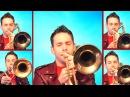 Londonderry Air (Danny Boy) - Trombone Choir - Paul The Trombonist /