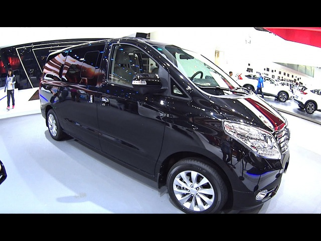 Big Chinese VAN 2016, 2017 Dongfeng Fengxing CM7 MPV is Ready for car market