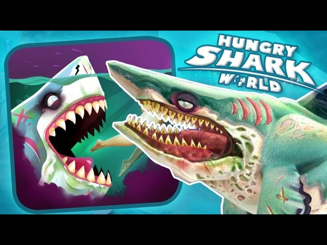 Hungry Shark 2 (ЗОМБИ АКУЛА)
