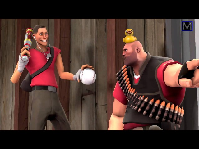 TF2 66 Control Point Hero [SFM] (Rus) | TEAM FORTRESS 2 НА РУССКОМ