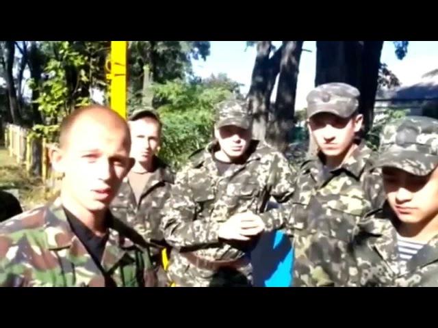 Герои АТО или отработанный материал украинской хунты
