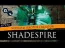 Shadespire battle report Хорнаты против скелетов