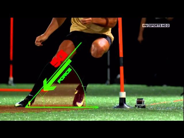 Как бегать, как Криштиано Роналдо/How to run like Cristiano Ronaldo