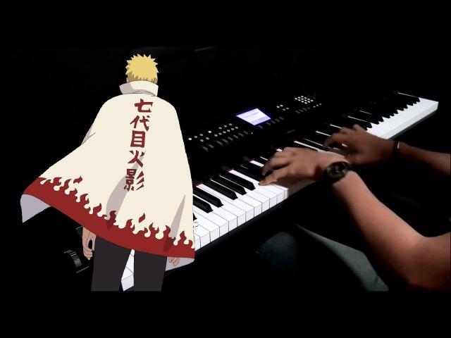Naruto Shippūden OST - Experienced Many Battles   Piano Cover