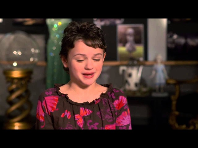 Oz The Great Powerful [Set Interview]: Joey King / CHINA GIRL