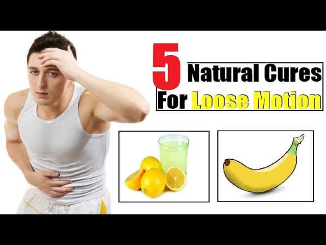5 Home Remedies for Loose Motion