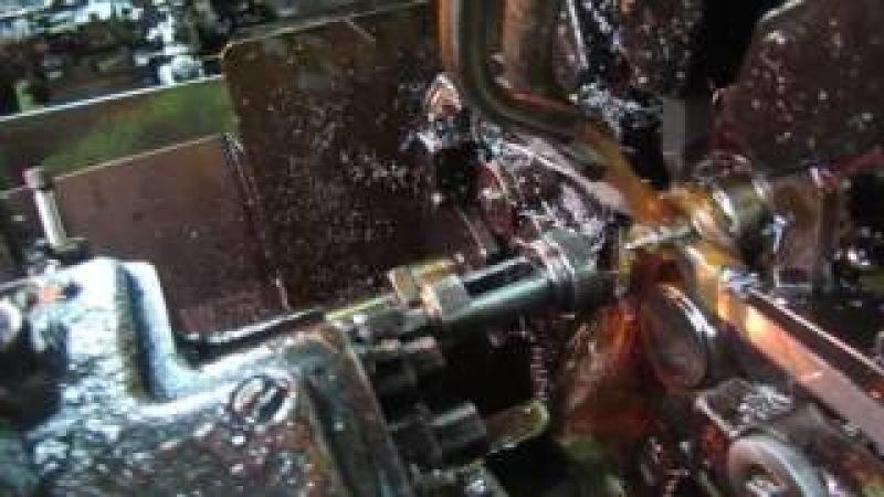11Т16А Станок токарный продольного точения автомат особо высокой точности.