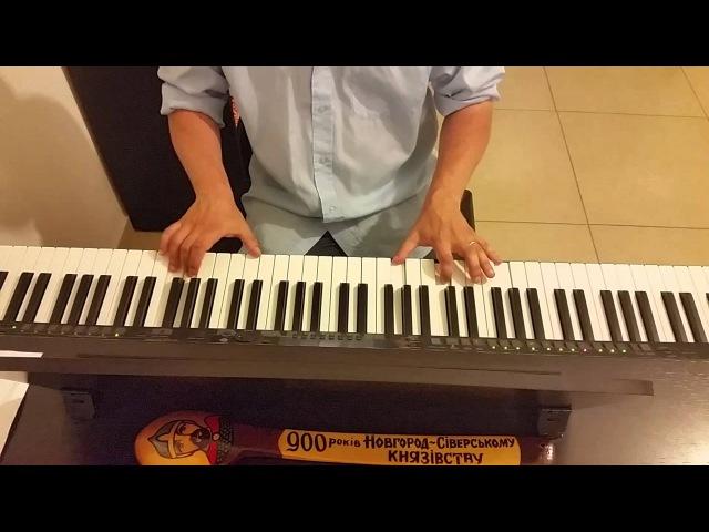 Жаворонок - тема из передачи В Мире Животных - исполнение на пианино кавер » Freewka.com - Смотреть онлайн в хорощем качестве