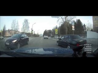 Опасный нарушитель П Д Д г Снежинск 31 01 2017.