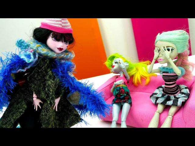Игры одевалки для девочек. Мастер - класс от Дракулауры.