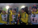 OBE18 Team Sweden thrilled after men's relay win