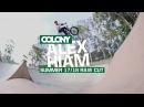 Alex Hiam - Raw Cut - Colony BMX