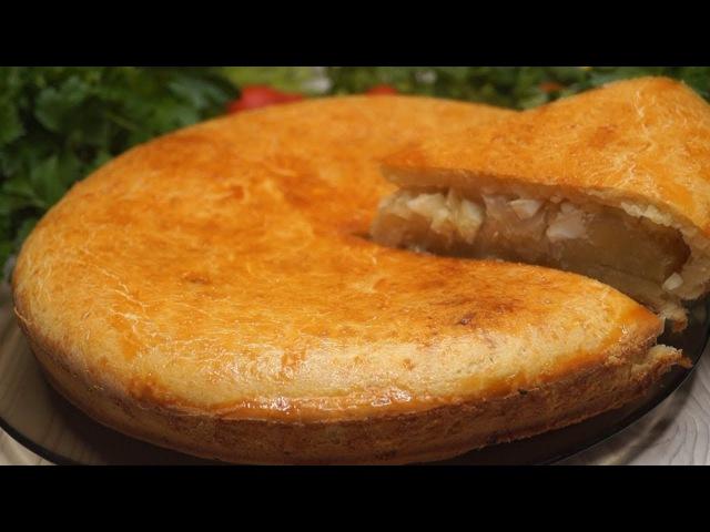 Безумно Вкусный Капустный пирог. Сметут все за секунды!