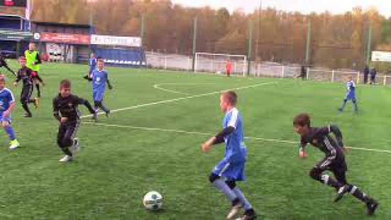 Чертаново 2007-ЦСКА 2007 (1-8) второй таим
