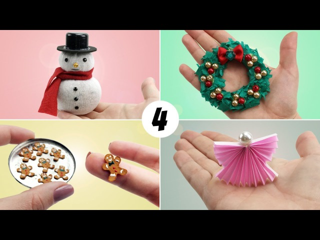 4 Coisas de Natal que toda Barbie e outras Bonecas precisam ter - Biscoito, Anjinho e mais! 7