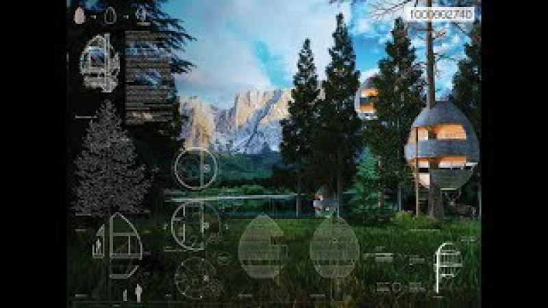 Pigna, the treehouse In the oldest and widest forest of Italy/Architetto Beltrame Claudio