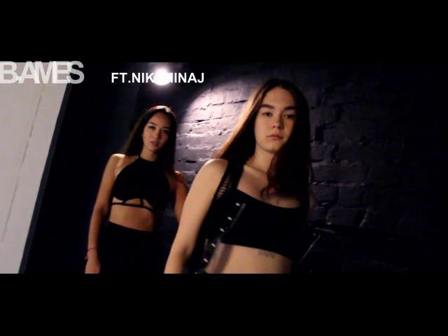 DI FERRE Asta_ZI |B. Ames ft. Nicki Minaj - Rah Rah Ha (vogue)