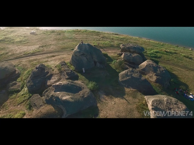 Каменные палатки Большие Аллаки 2017 Озерск Кыштым Касли