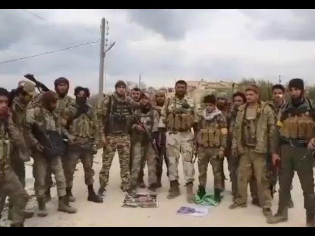 Кто сказал, что курды Сирии - это РПК и YPG. Свидетельствуют, что курдские батальоны участвуют в освобождении Африна