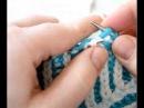 Мастер-класс по вязанию бриошь-шапки Сердца в голове 3 часть