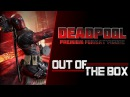 Out of the Box: Deadpool Heat-Seeker Premium Format™ Figure - Exclusive